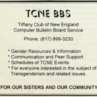 TCNE BBS